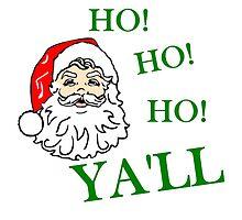 HO! HO! HO! YA'LL SOUTHERN CHRISTMAS by Divertions