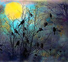 Moonlight Sonata in Blues by Susan Werby