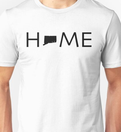 CONNECTICUT HOME Unisex T-Shirt