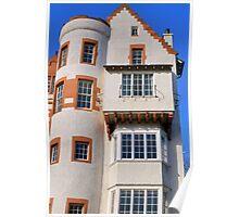 Scottish Architecture, Edinburgh, UK Poster
