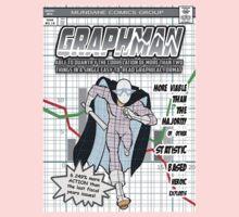 GraphMan Baby Tee