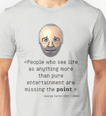 George's point of view Unisex T-Shirt