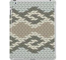 Winter Geometry iPad Case/Skin