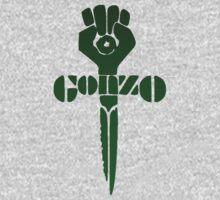 Gonzo Fist - Green