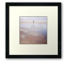The Treasure Hunter Framed Print