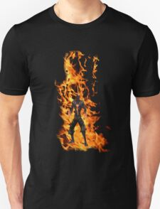 "Brand ""Ready to set the world on fire"" T-Shirt"