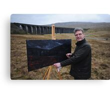 On Location (1) - Ribblehead Viaduct Canvas Print