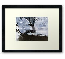 Alien World 2 Framed Print