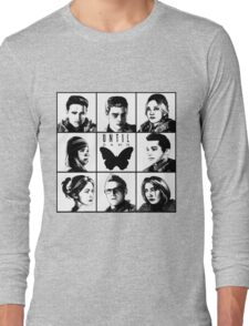 Until dawn - main characters Long Sleeve T-Shirt