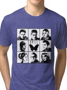 Until dawn - main characters Tri-blend T-Shirt