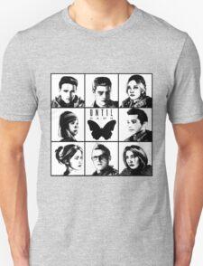 Until dawn - main characters Unisex T-Shirt