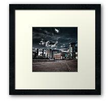 Belfast Framed Print