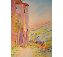 Fairytale in Perigord, France Photographic Print