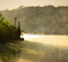 Northshore Daybreak by Douglas Hunt