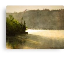 Northshore Daybreak Canvas Print