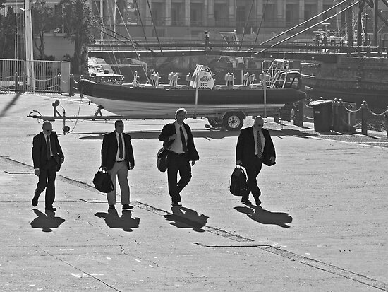 The men in black are coming by awefaul