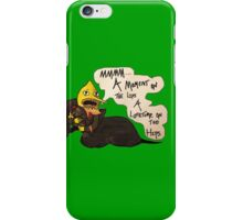 A Life Time on the Hips iPhone Case/Skin