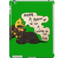 A Life Time on the Hips iPad Case/Skin
