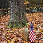 Old Pa. Country Cemetery by ©  Paul W. Faust