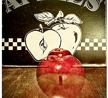 Apples by Vanessa Serroul