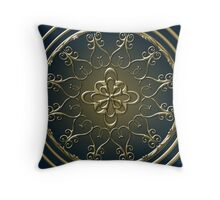 Nemos golden delight Throw Pillow