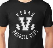 Vegan Barbell Club Unisex T-Shirt