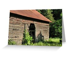 """""""A Testament to Weathering the Long Hard Years""""... prints and products Greeting Card"""