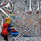 Perestroika (Graffiti)  by Megan Alexandra Hoffman