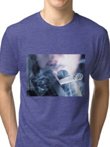 Fetish Smoker Tri-blend T-Shirt
