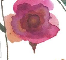 Taylor Swift Watercolors Sticker
