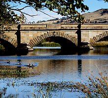 Convict Built Bridge by myraj