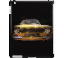 Vintage ford motor iPad Case/Skin