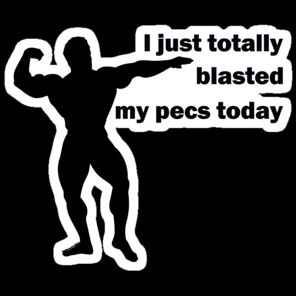 Blasted Pecs by designerjenb