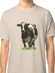 Cow in a Field 02 Classic T-Shirt