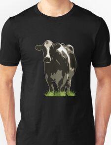 Cow in a Field 02 Unisex T-Shirt