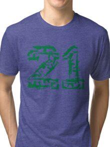 21 Guns Tri-blend T-Shirt