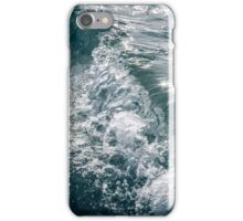 Flowing Waves in the Ocean iPhone Case/Skin