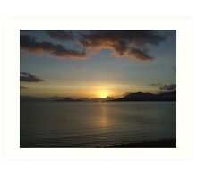 Oh what a beautiful morning! Art Print