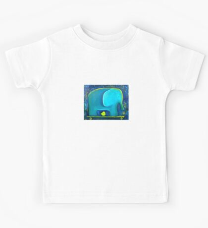 Amberlin Wu's 'Skating Into the Night' Shirt Kids Tee