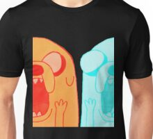 Jake's Nightmare in 3D Unisex T-Shirt