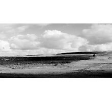 Leadburn Panorama 1 (Near Peebles) Photographic Print