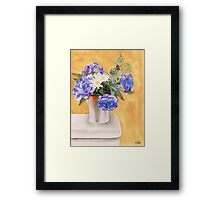 Arrangement Framed Print