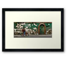School's Out!  Framed Print