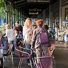 Vic Market, Saturday Morning by Christina Norwood