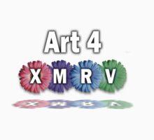 Art 4 XMRV shirt by Art 4 ME