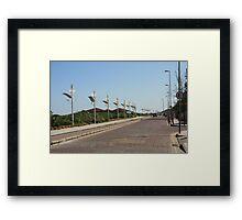 Costa Azul, Rio das Ostras - RJ - Brazil Framed Print