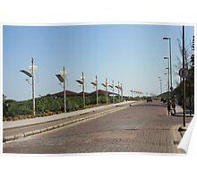 Costa Azul, Rio das Ostras - RJ - Brazil Poster