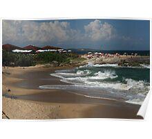 Tocolandia Beach, Costa Azul Poster