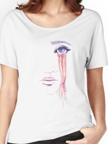 Every Tear is a Waterfall Women's Relaxed Fit T-Shirt