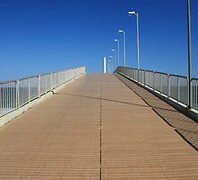 Costa Azul Pier by Guilherme Milner